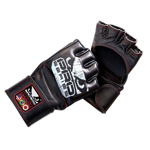 Bad Boy Bad Boy MMA Leather Fight Gloves